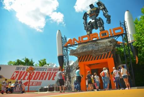 Android 3D Movieland